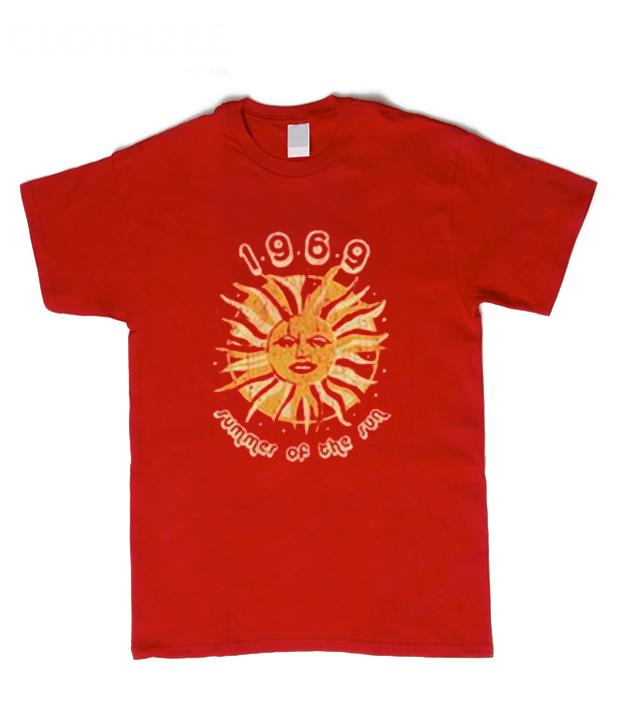 a9151dabeb0c 1969 Summer of the Sun T-Shirt
