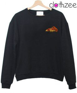 A Piece Of Pizza Sweatshirt