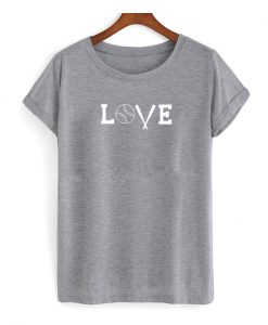BAseball Love T Shirt