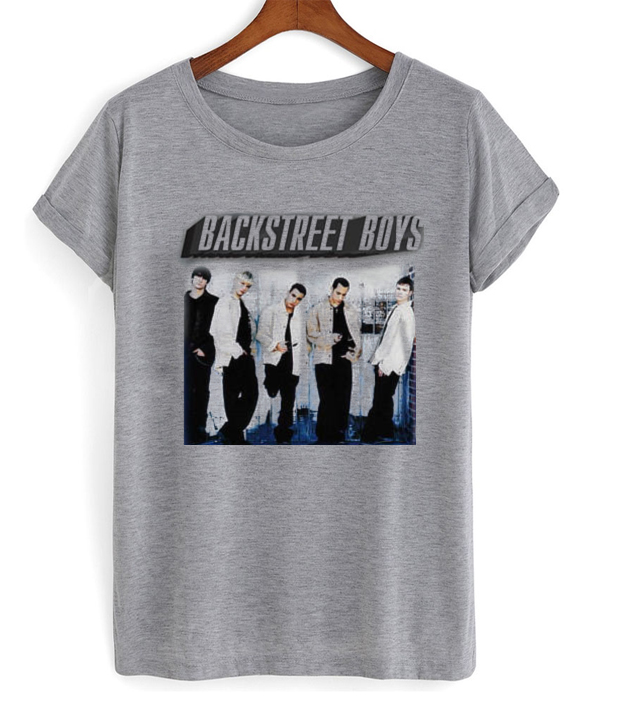 fd671e6f Backstreet Boys T-Shirt - clothzee