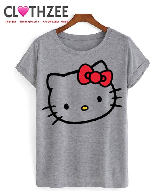 76314b52cab54 Large Hello Kitty T-Shirt