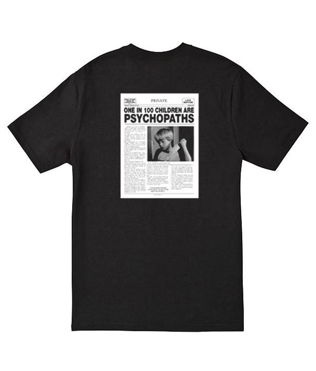One In 100 Children Are Psychopath T-Shirt - clothzee dc9a70660