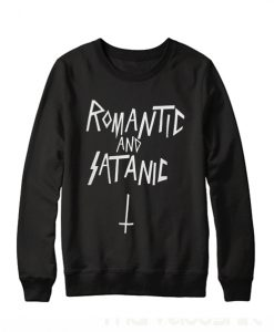 Romantic and Satanic Sweatshirt
