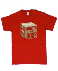 What's in the Box T Shirt