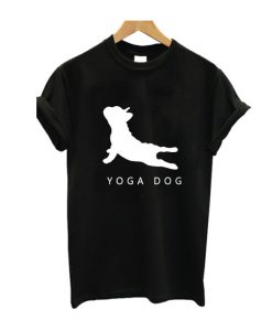 Yoga Dog T Shirt