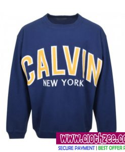Calvin new york sweatshirt