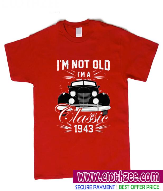 Funny Birthday Shirt 75th T