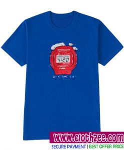 What time is it t shirt