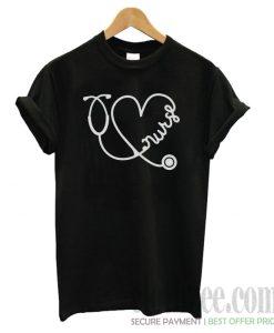 Stetoskop Nurse T shirt