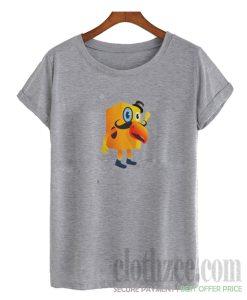 Yellow Bird Box T-Shirt