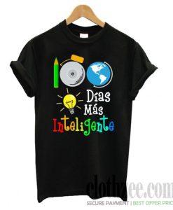 100 dias mas inteligente Trending T shirt