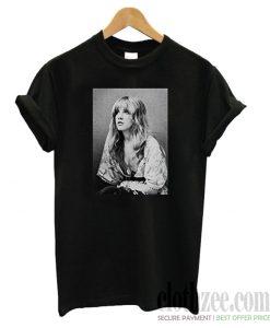 Stevie Nicks Black T shirt