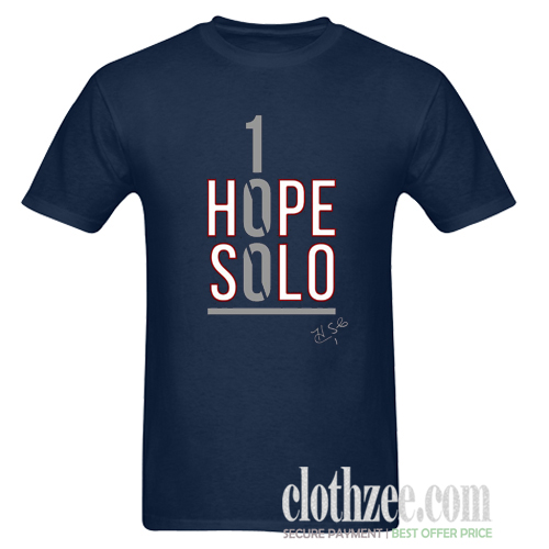 1 Hope Solo Trending T shirt