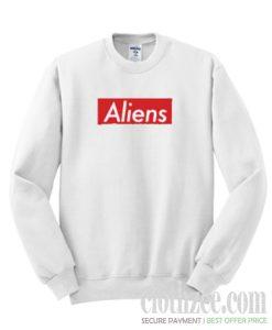 Aliens Trending Sweatshirt