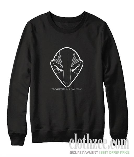 Alien Vinca Neolitic Period Trending Sweatshirt