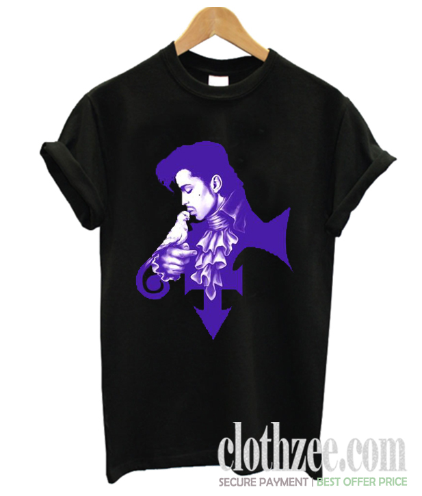 Prince This Is What It Sound Like When Doves Cry Trending T-shirt