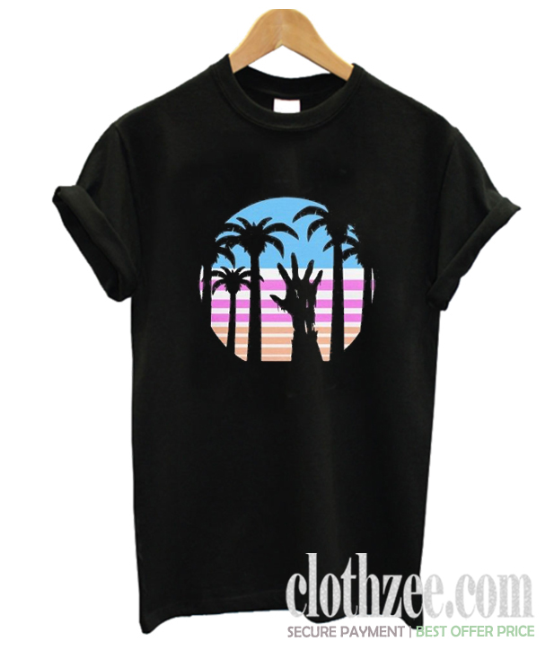 Trouble In Paradise Trending T Shirt