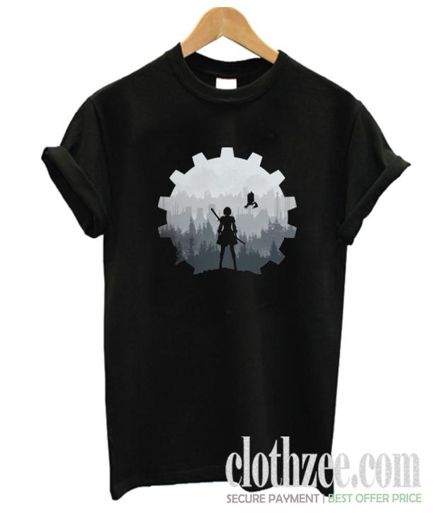 WEIGHT OF THE WORLD Trending T Shirt