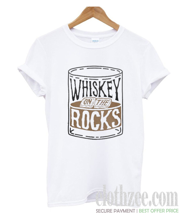 Whiskey On The Rocks Trending T Shirt