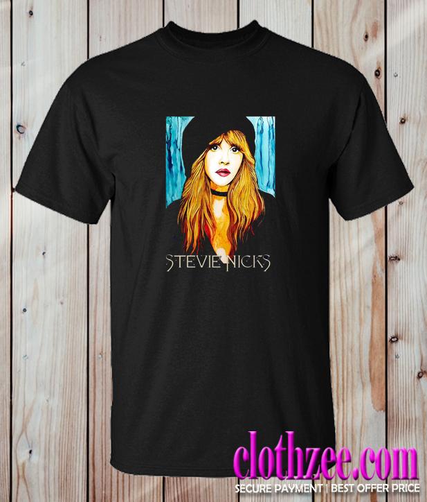 Stevie Nicks Colorful Trending T-shirt