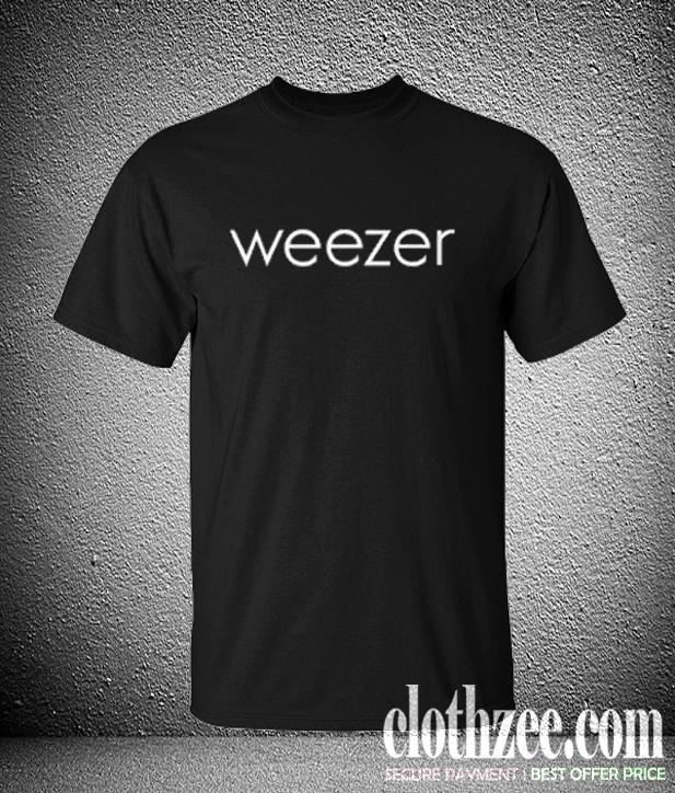 Weezer Trending t Shirt