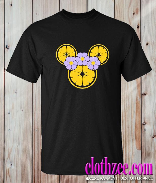 Disney Flower And Garden Festival Trending T Shirt