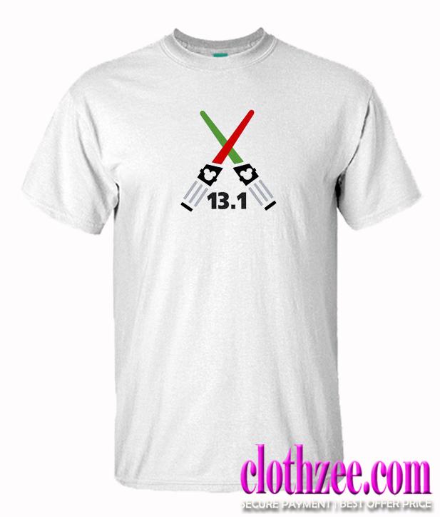 Star Wars Half Marathon Trending T Shirt