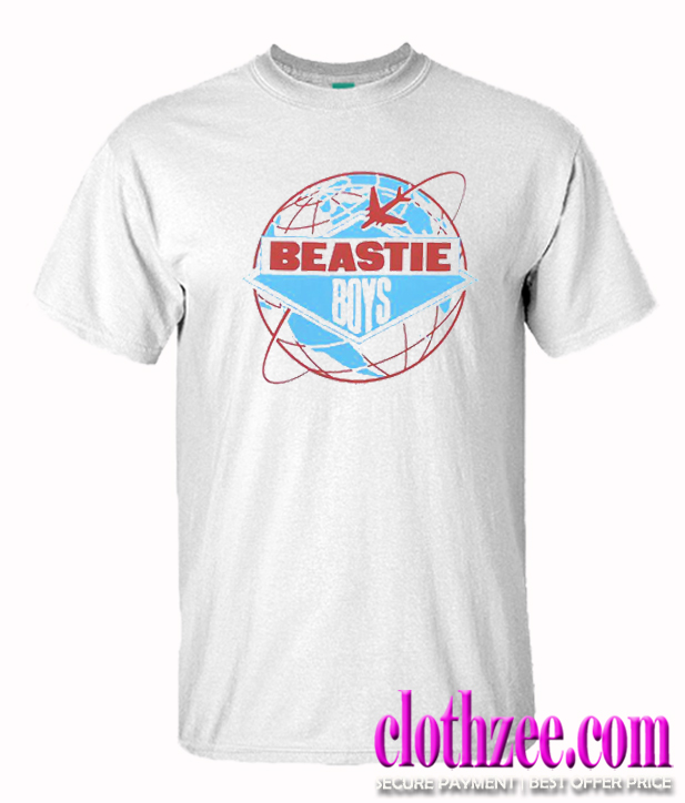 Beastie Boys License To Ill World Tour Trending T shirt