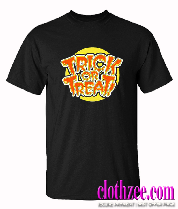 Trick or Treat Trending T Shirt