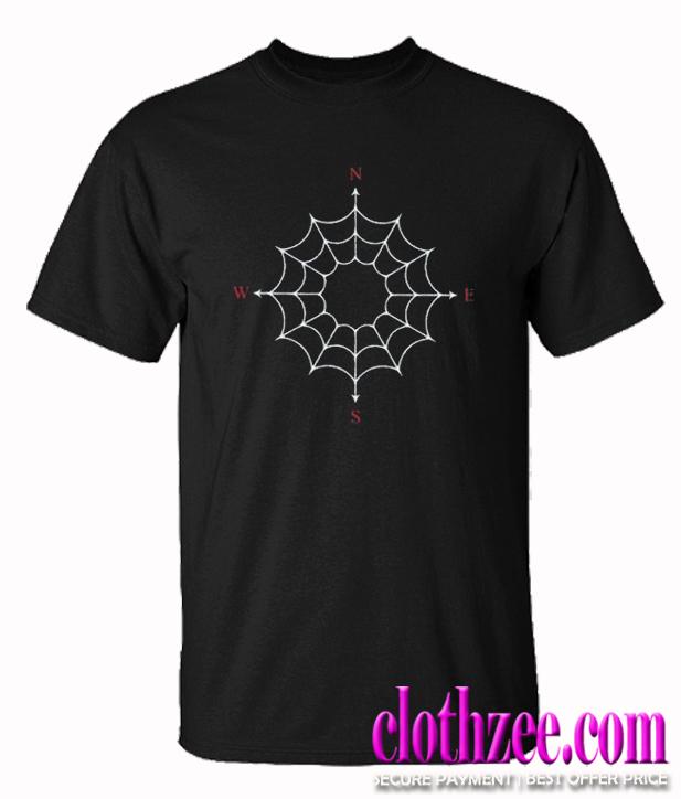web compass Trending t-shirt