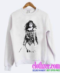 2019 Fashion  Wonder Woman Trending Sweatshirt
