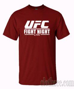 UFC Fight night Trending T Shirt