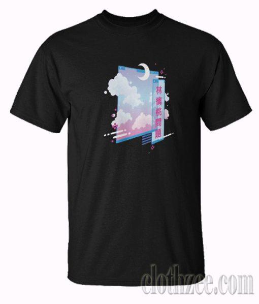 Vaporwave Aesthetic Trending T Shirt