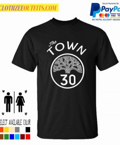 The Town 30 Best Trending T Shirt