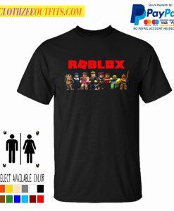 Tops Roblox Family Best Trending T-Shirt