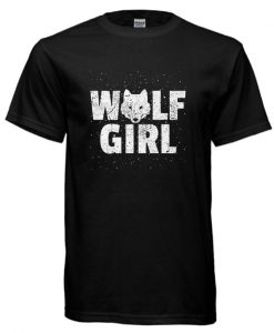 Wolf Girl Youth T-Shirt
