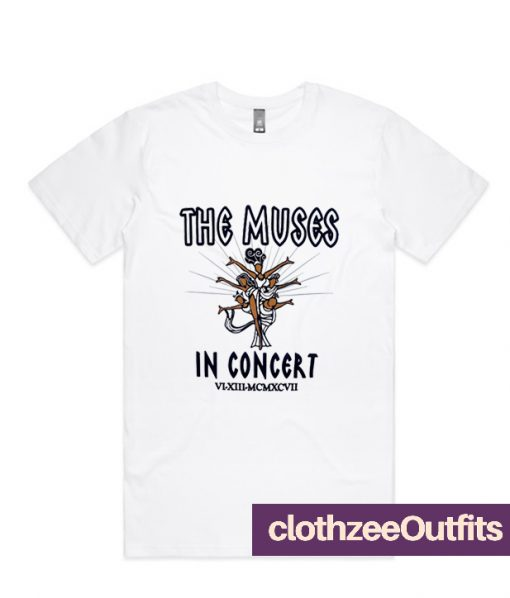 The MUSES in Concert t-shirt Dress Outfit